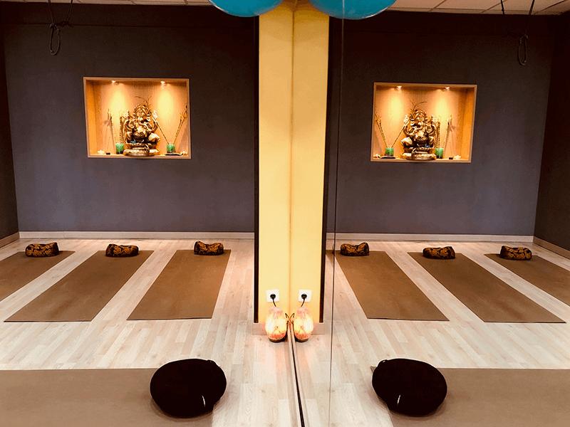 Centro de Yoga - Om Ganesha Madrid