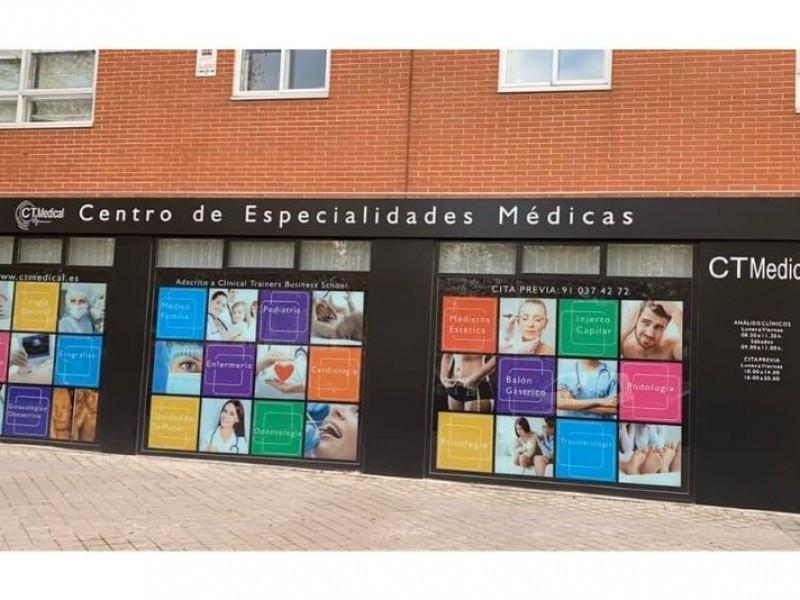 CT Medical Carabanchel