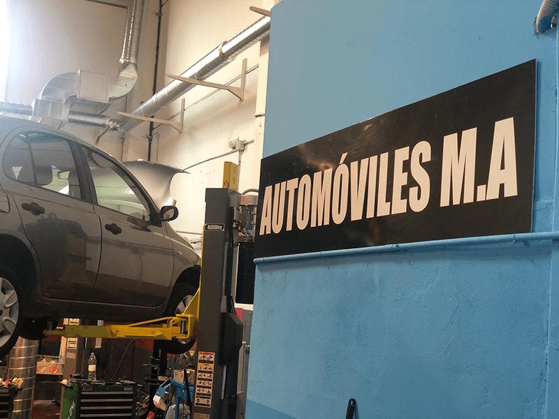Automoviles M.A. valoraciones