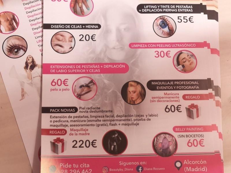 Beautyby Diana  Alcorcón