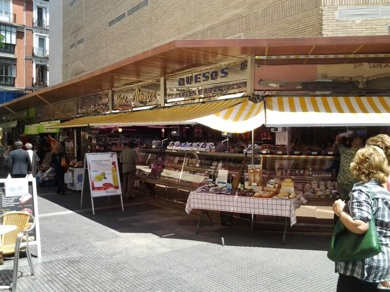 Mercado De La Paz comentarios