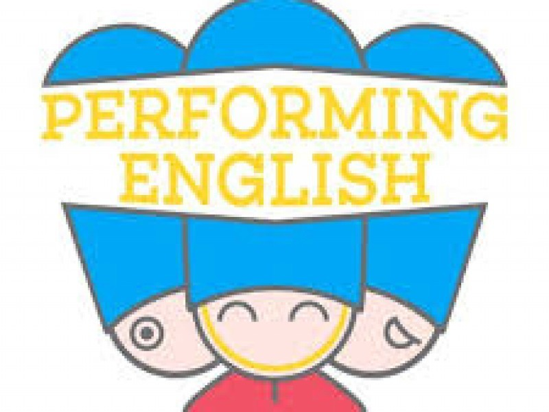 Performing English