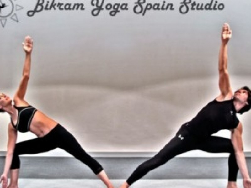 Bikram Yoga Spain Studio Barrio de Salamanca
